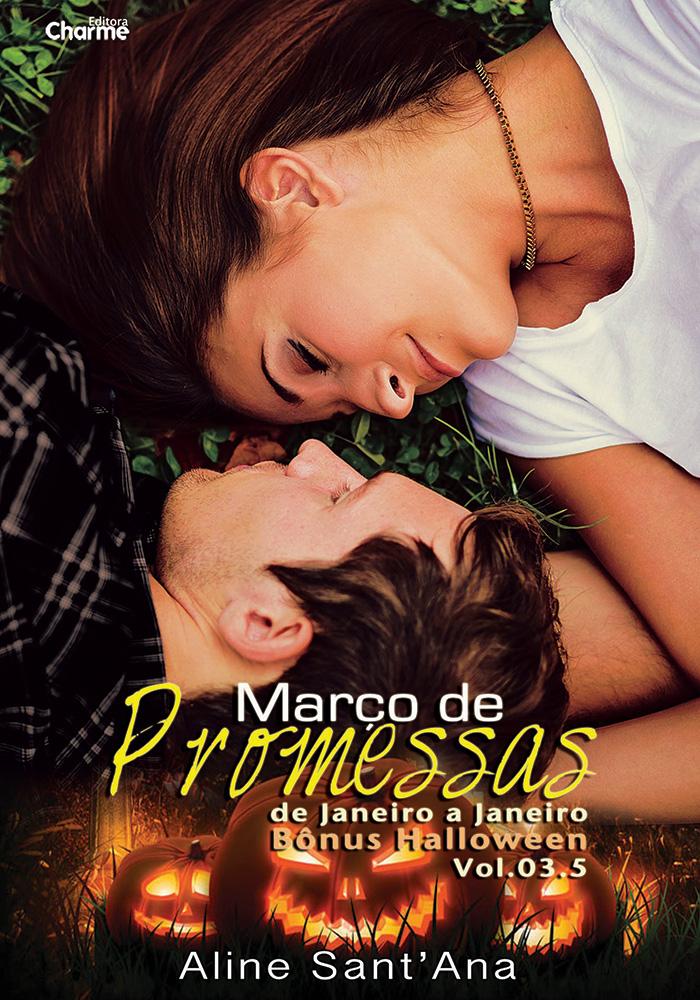 Março de Promessas - Bônus Halloween - Aline Sant'Ana