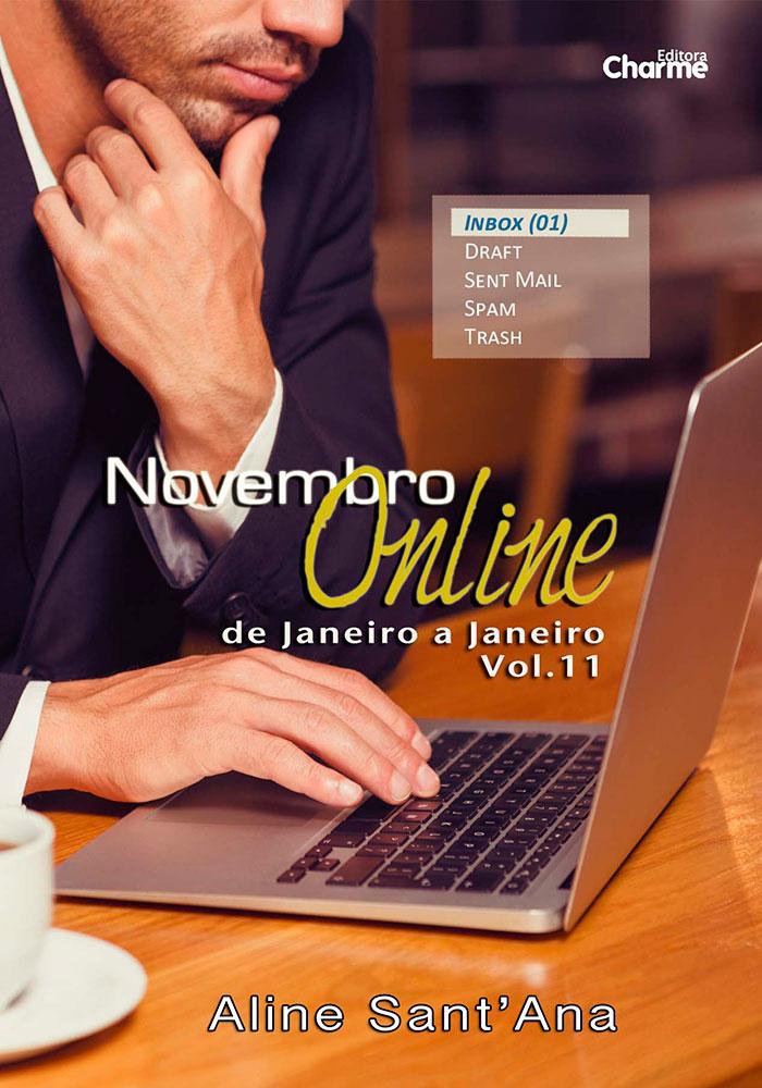 Novembro Online - De Janeiro a Janeiro - Aline Sant'Ana