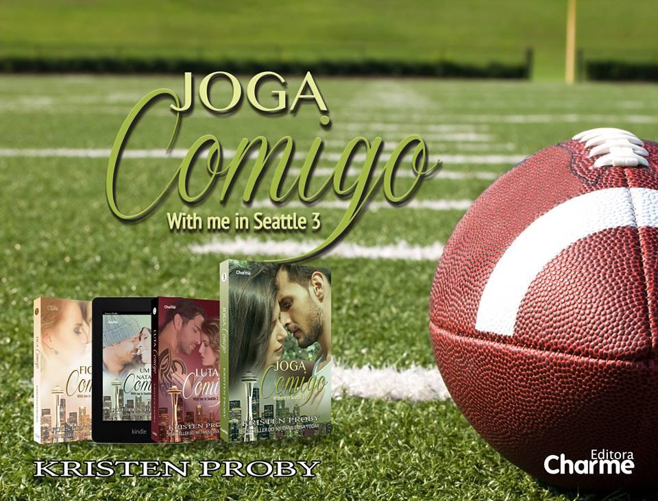 Joga Comigo - Kristen Proby - Editora Charme